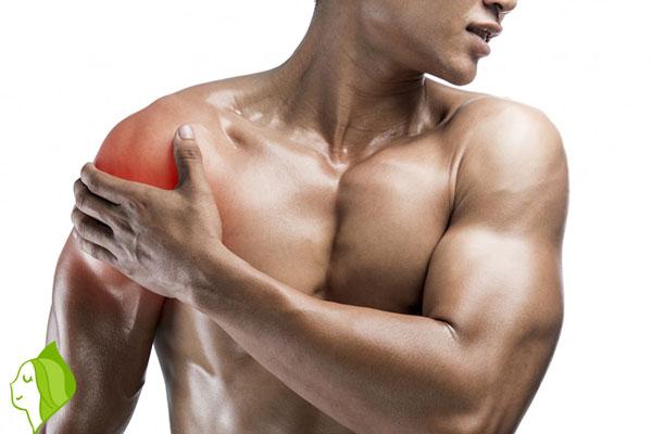 رفع گرفتگی عضلات