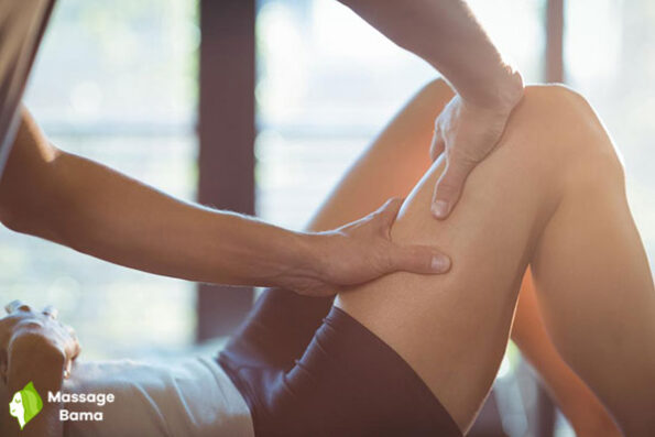 لاغر کردن ران پا