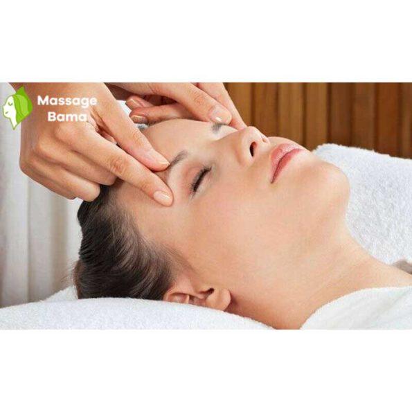 درمان سردرد با ماساژ