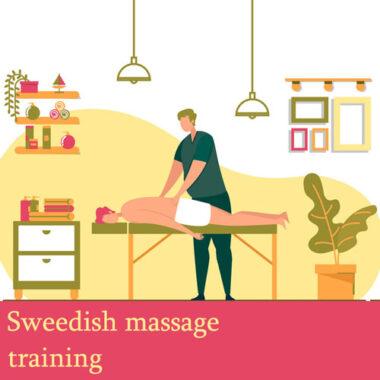 آموزش ماساژ سوئدی با تکنیکهای ساده + فیلم ماساژ سوئدی