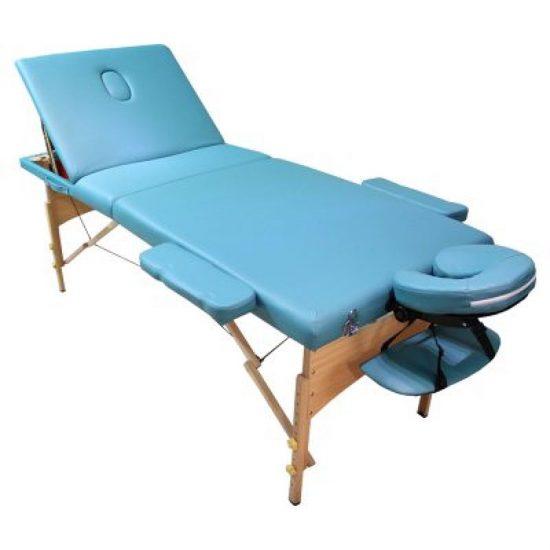 تخت ماساژ WG آبی رنگ