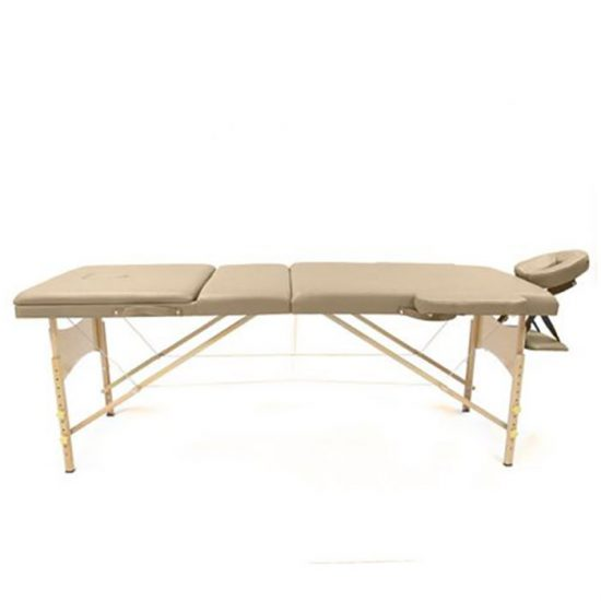 تخت ماساژ تاشو مدل WB