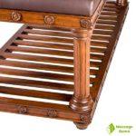 پایه چوبی تخت ماساژ هخامنشی