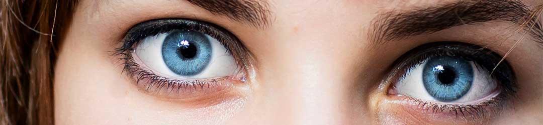 بیوکنزی چشم رنگی